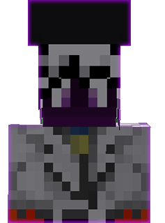 Banner on your head in Minecraft