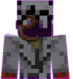 A lead is a monocle when placed on your head in Minecraft